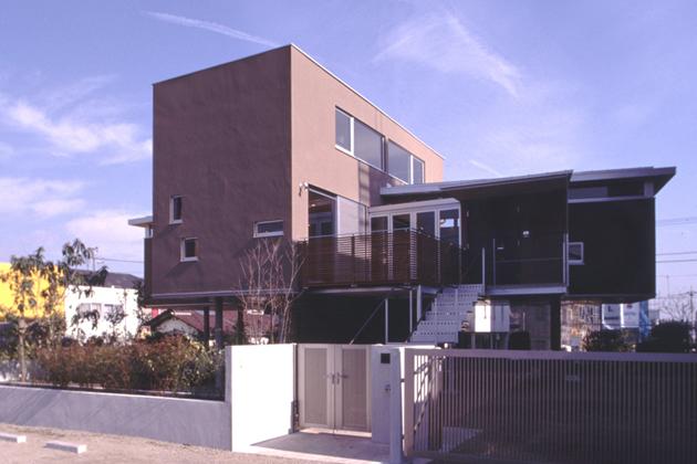 緑ヶ丘の家