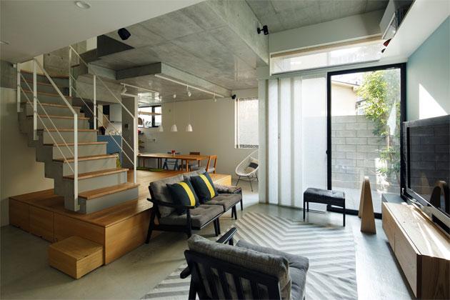 steps/雪谷大塚集合住宅