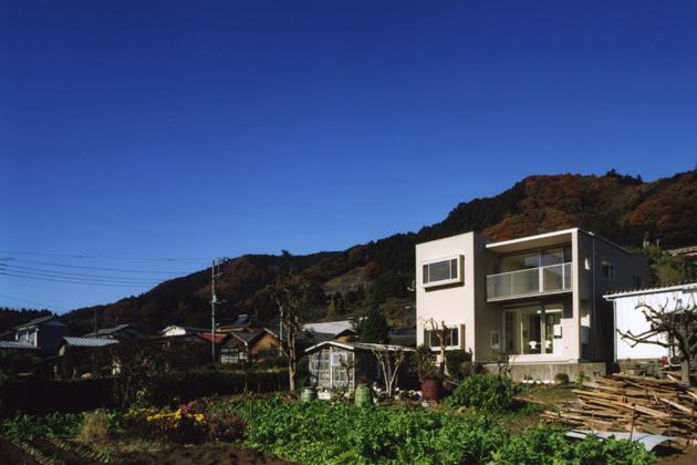 相模湖東の家